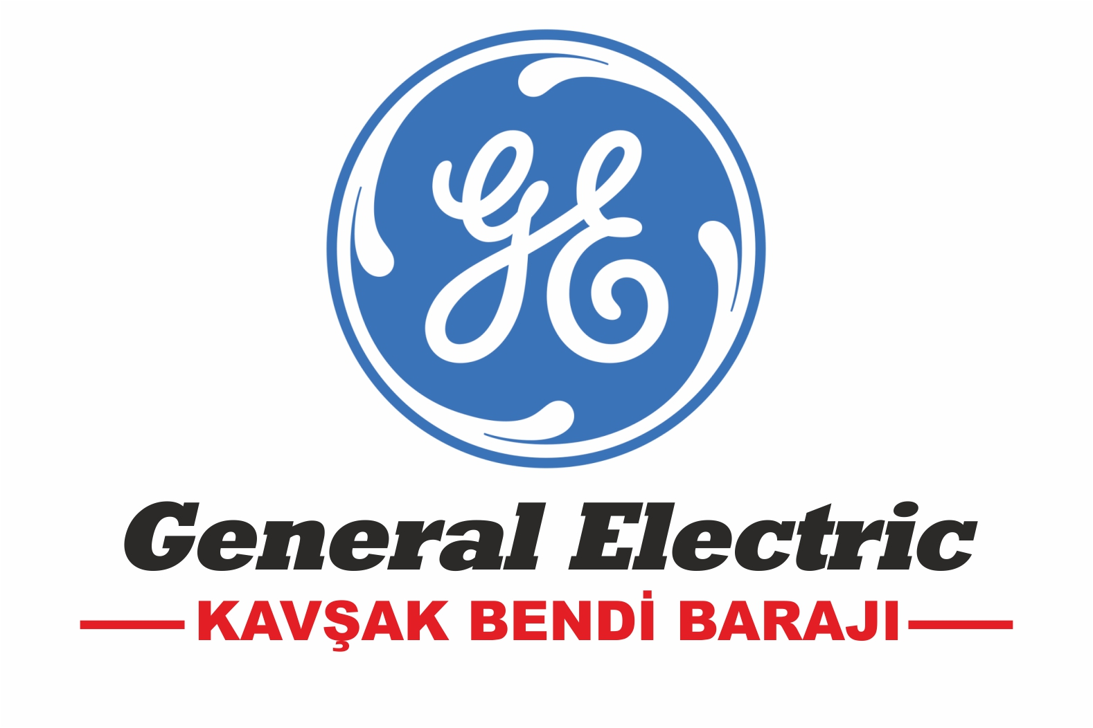 General Electric - KAVŞAK BENDİ BARAJI